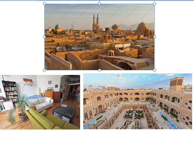 الگوها و راهکارهای طراحی مسکن امروزی (معاصر) یزد با رویکرد معماری بومی
